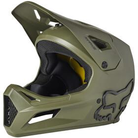 Fox Rampage Helmet Men olive green